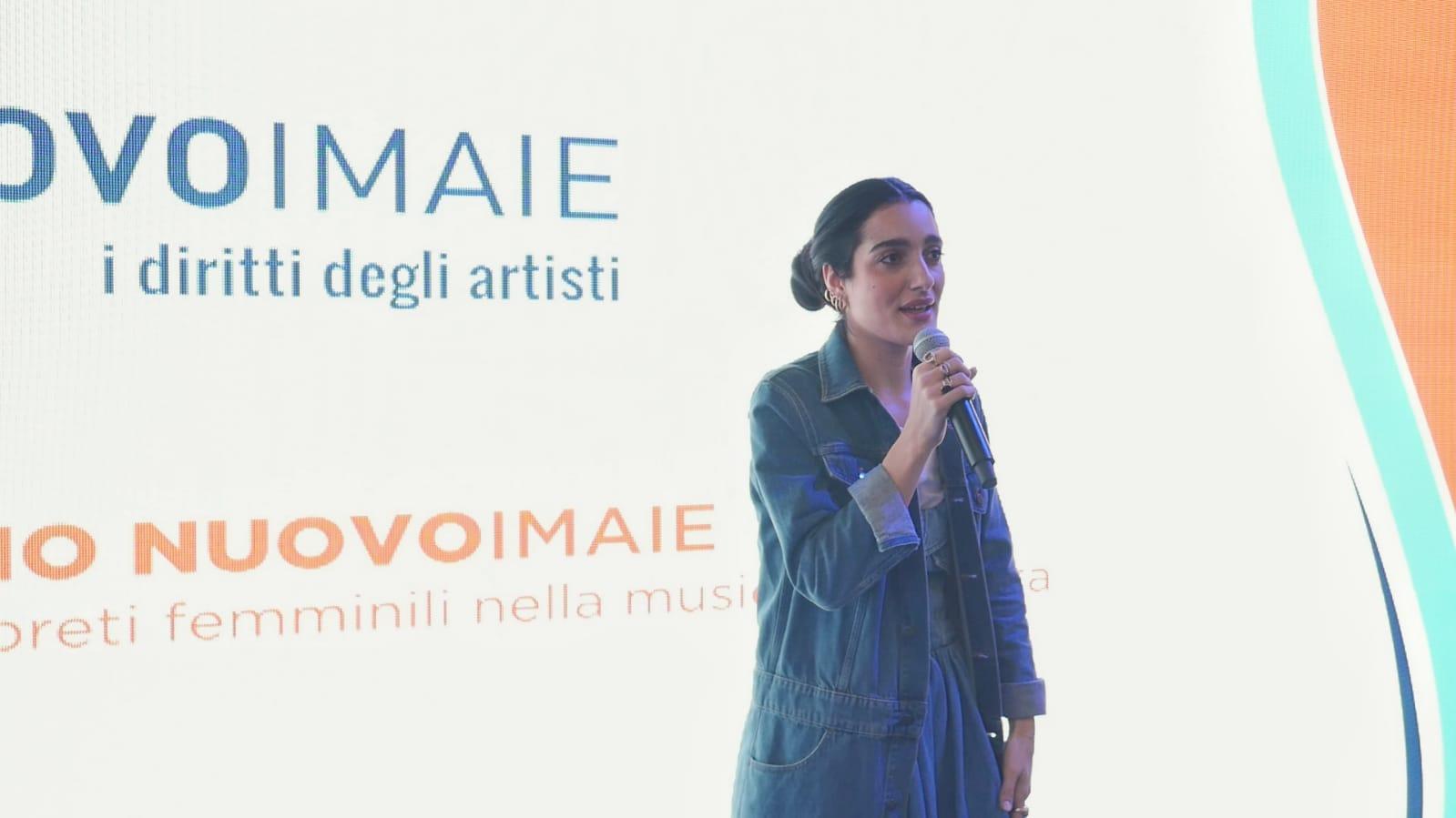 Sanremo: presentata la Ricerca NUOVOIMAIE sull'impiego delle interpreti femminili nel Music Business