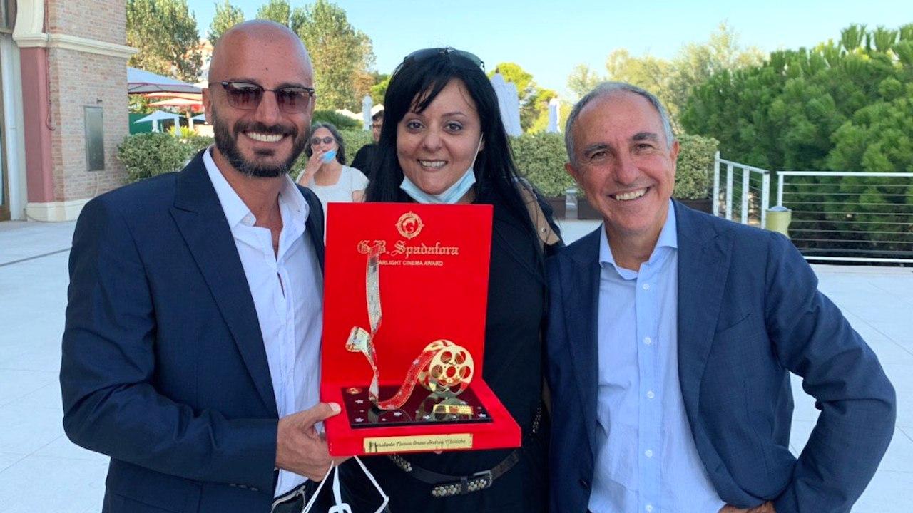 International Starlight Cinema Award 2020 al NUOVO IMAIE