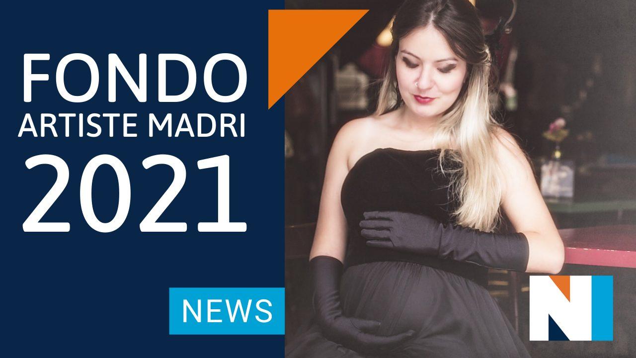 Fondo Artiste Madri 2021