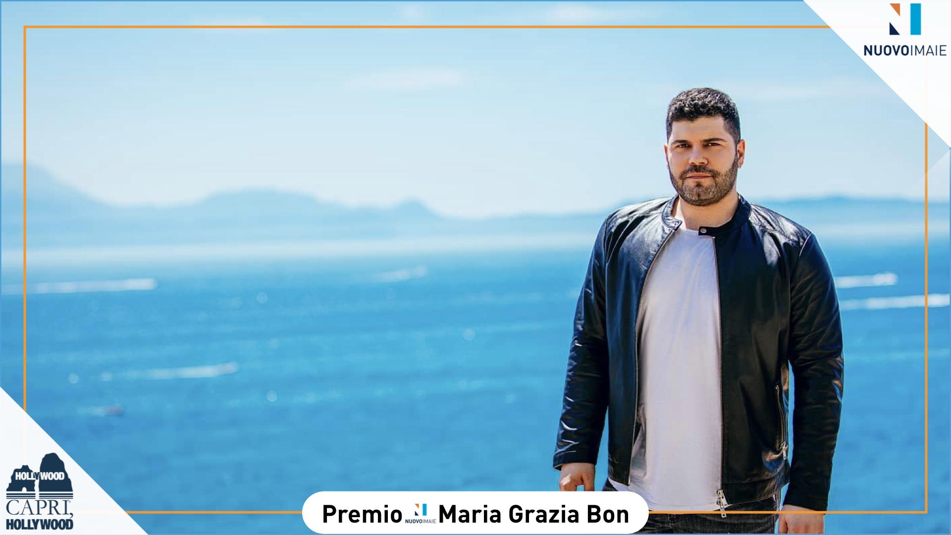 Capri Film Festival: a Salvatore Esposito il premio NUOVO IMAIE – Maria Grazia Bon