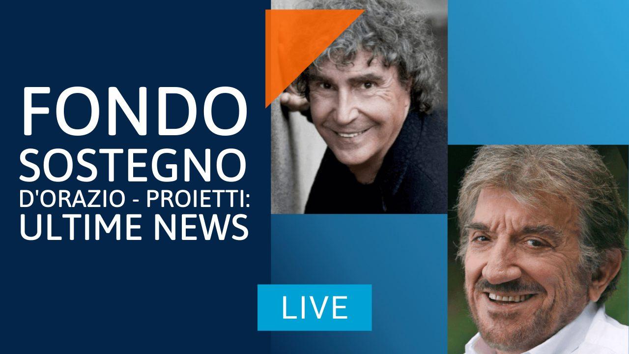 Fondo D'Orazio – Proietti: Live con Andrea Micciché