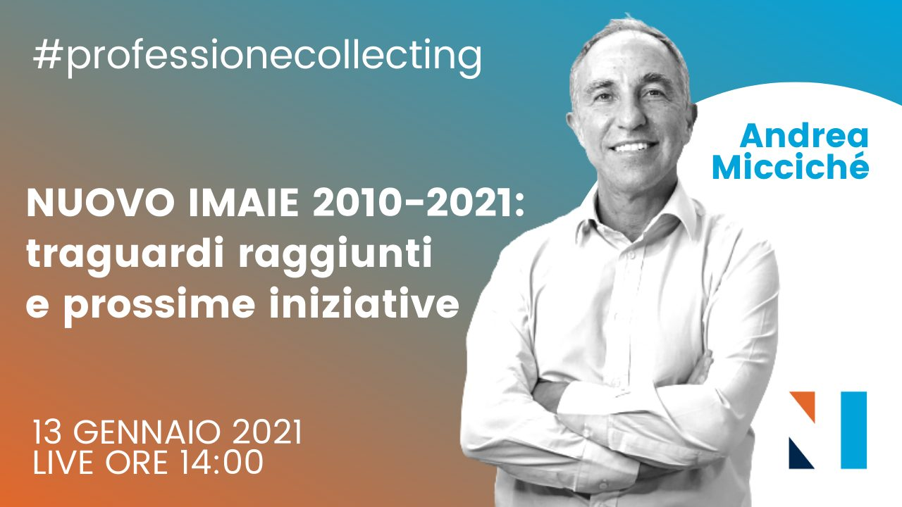 LIVE: NUOVO IMAIE 2010-2021, traguardi e prossime iniziative