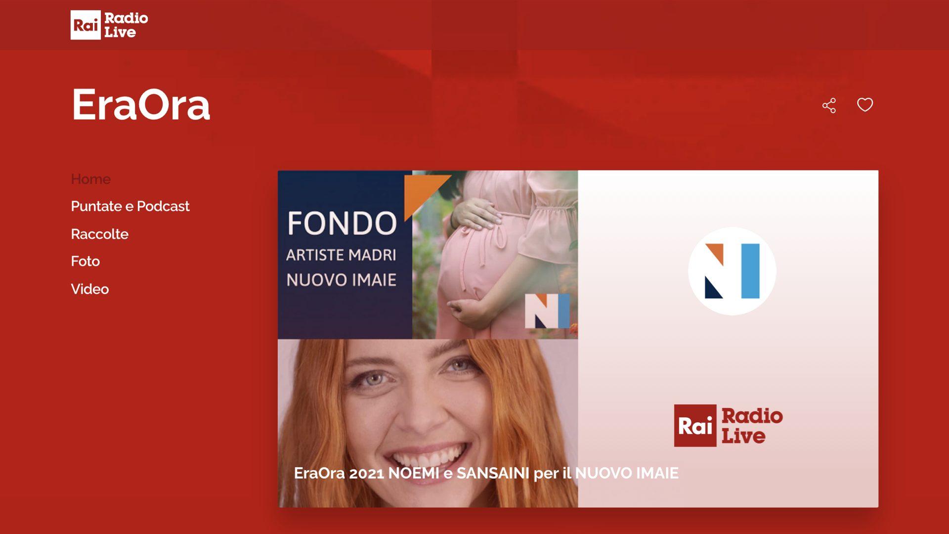 Donne, Musica e Diritti degli Artisti: NUOVO IMAIE su Raiplay Radio