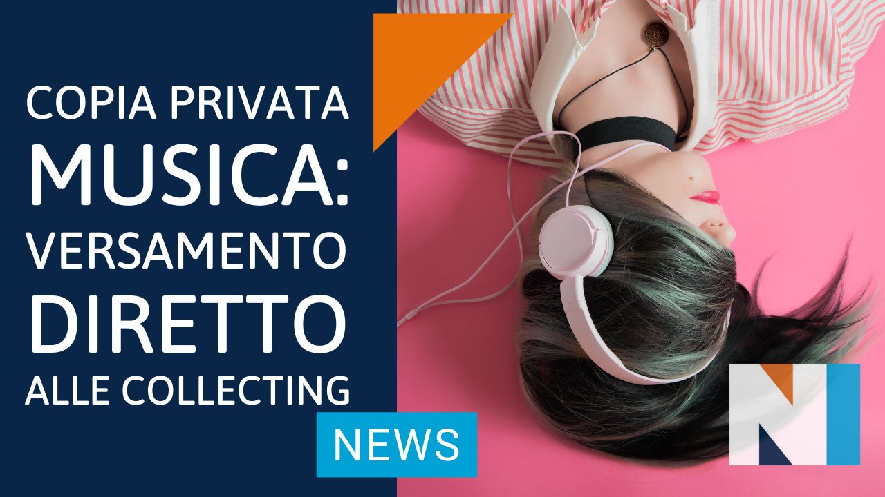 Senato, Copia Privata Musica: via libera al versamento diretto alle Collecting degli Artisti Interpreti Esecutori senza passare dai Produttori