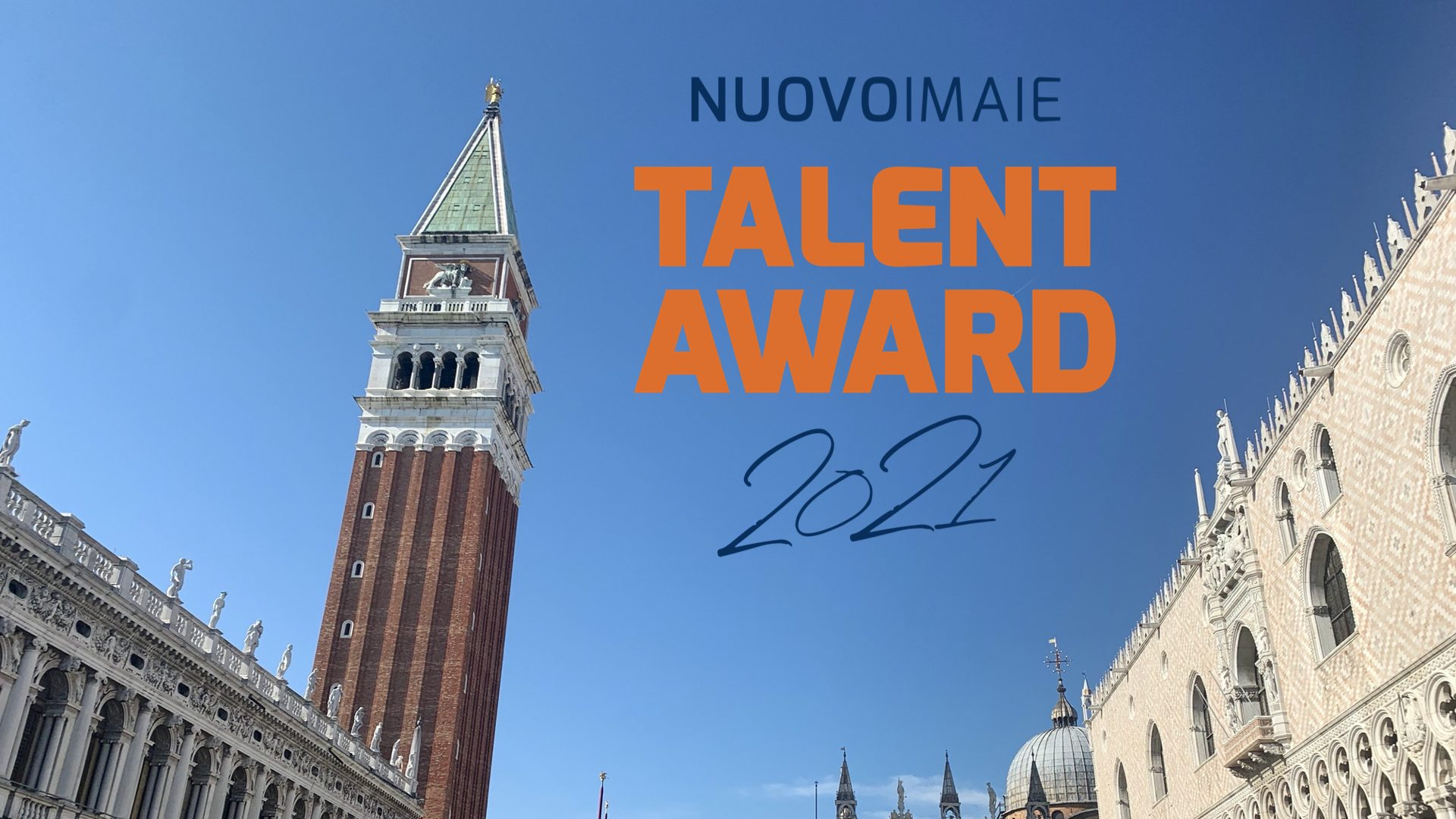 NUOVO IMAIE Talent Award 2021: il videoreportage