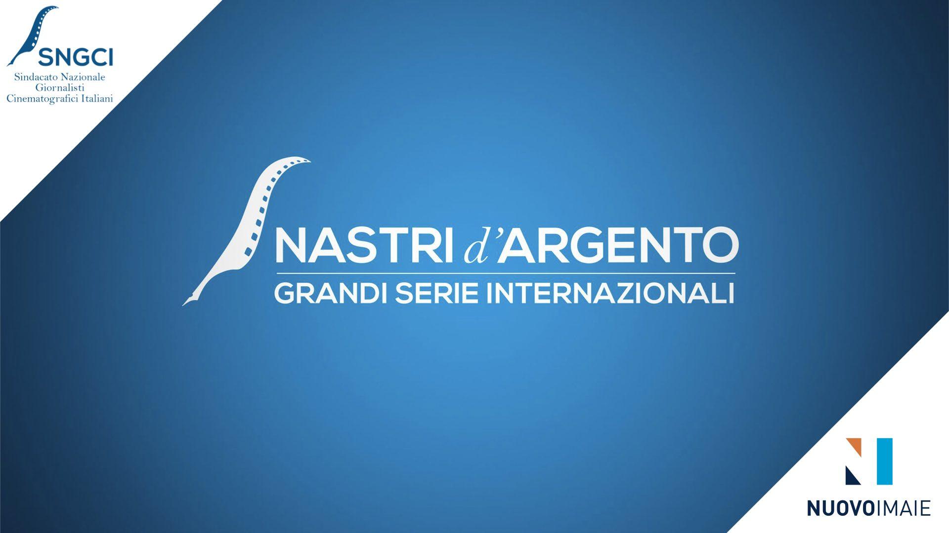NUOVO IMAIE Partner ai Nastri d'Argento Grandi Serie Internazionali 2021