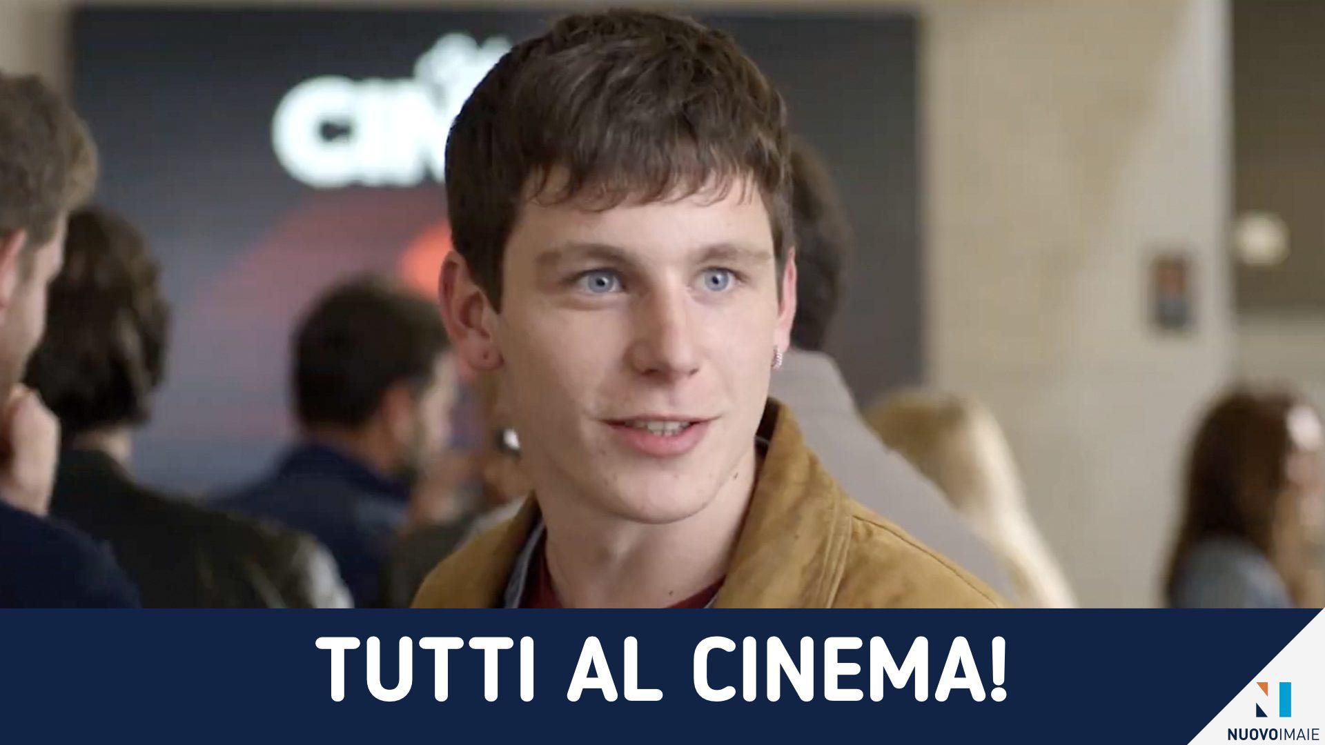 """💕 Tutti al Cinema con le """"All Star"""" 🎞"""