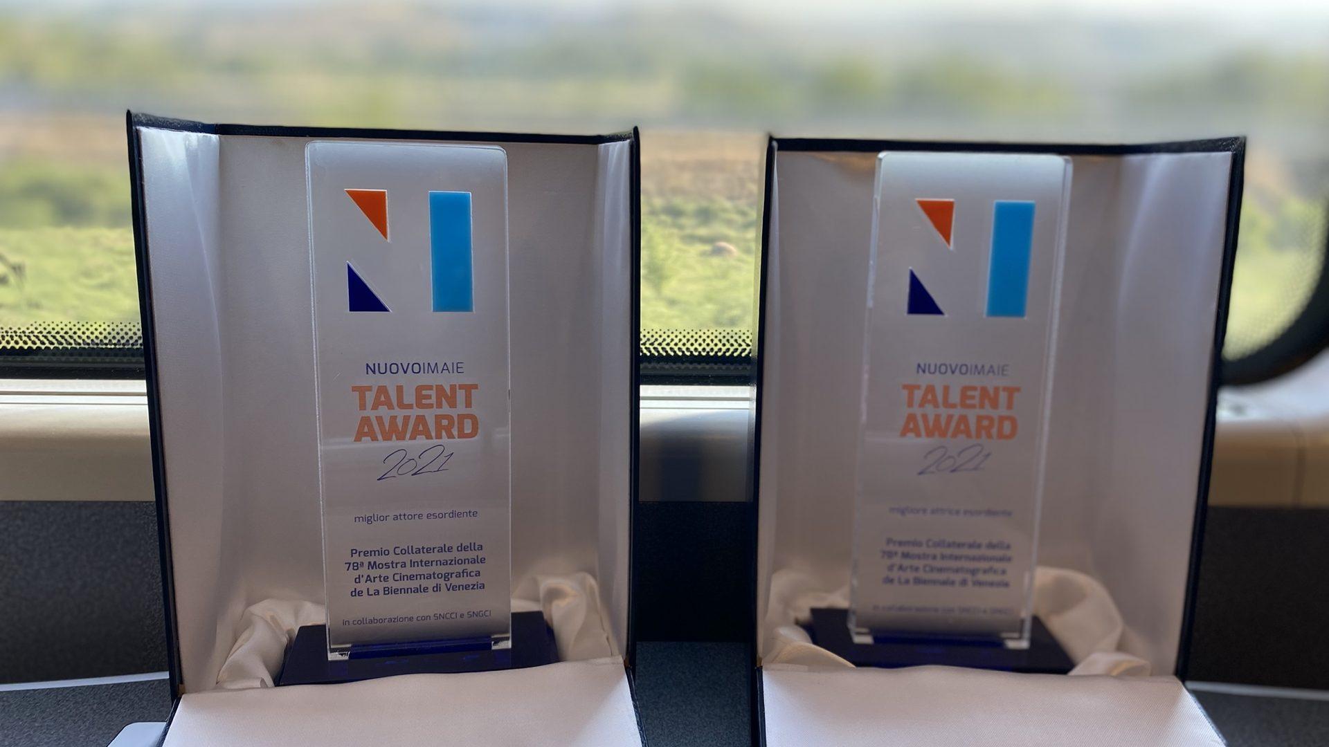 Venezia: il NUOVO IMAIE Talent Award si avvicina! 🚇 😉
